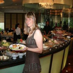 Brunch im Hotel Mandarin Oriental