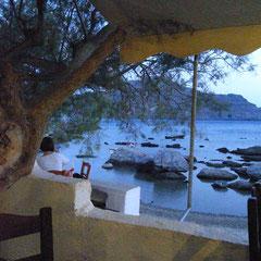 Taverne in Plakias