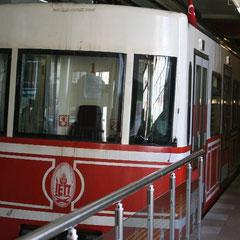 die Tünel - Bahn
