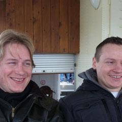 Kevin und Tristan