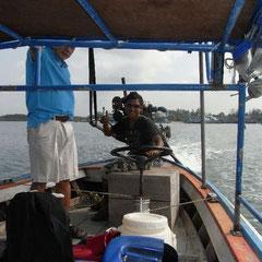 der Bootsführer