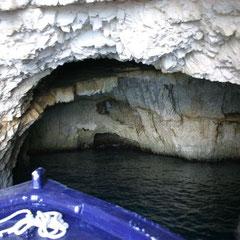 die blauen Grotten