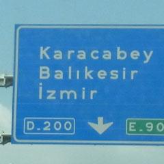 unterwegs Richtung Behramkale (Assos)