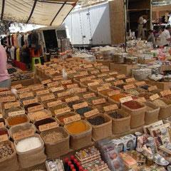 Markt in Kas