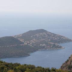 die Halbinsel aus einer anderen Sicht