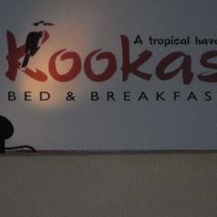 unsere Unterkunft in Cairns - Kookas B&B
