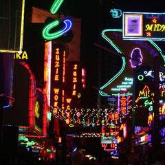 Rotlichtviertel von Bangkok