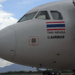 Airbus der Air Asia