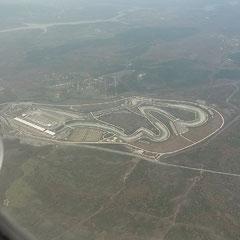 Grand Prix Strecke von Istanbul