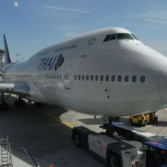 Boeing 747 - Jumbo