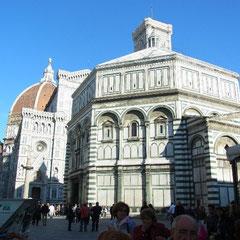 und dann waren wir in Florenz
