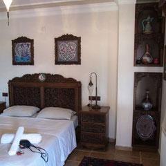 unser Zimmer im Hotel Nilya