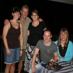 mit Marlies,Bruno und Danika