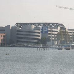 das Parkhaus von Venedig