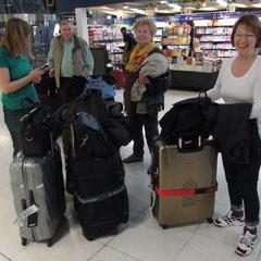 Ankunft in Bangkok