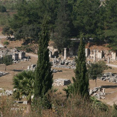 so weit das Auge reicht - Ephesos