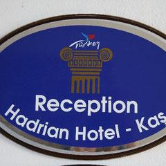 Hotel Hadrian Kas