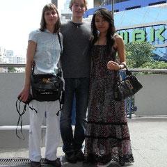 Marita,Kevin und Anne