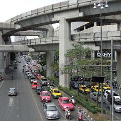 Bangkoks Strassennetz