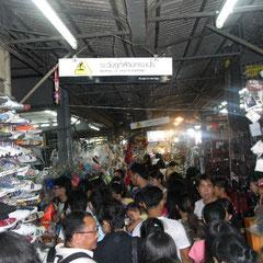 Chatuchak - Markt