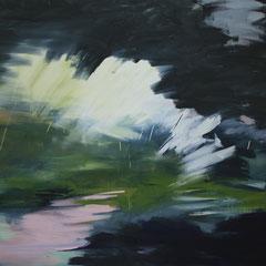 o.T.,2008, Öl auf Leinwand