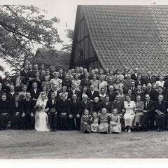 Hochzeit Günter und Alma Herbers