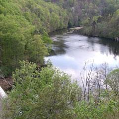 barrage de Pontabouland