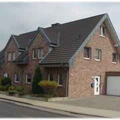 Ein- und Mehrfamilienhäuser