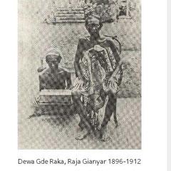 Geschichte Bali