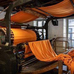 Bernadette : La Bastide Rouairoux -  Musée du textile 1