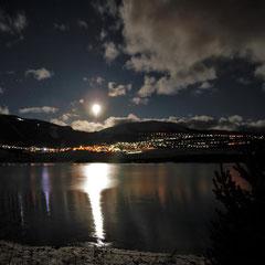 Ian : Matemale et la lune