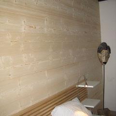 ébénisterie Marquis - bardage intérieur 1