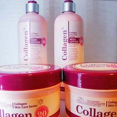 女性のお客様へ1クレンジング2パック3化粧水4乳液の4ステップでマッサージ♪コラーゲン効果でしっとりしなやかなお肌へ♪