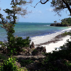 Strand, Hotel The Sands at Chale Island, Kenia, Afrika