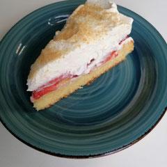 Erdbeer-Fanta-Kuchen, glutenfrei,