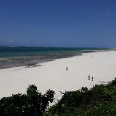 Strand, Hotel Baobab Beach Resort, Diani Beach, Südküste, Kenia, Afrika