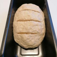 rustikales Brot, glutenfrei
