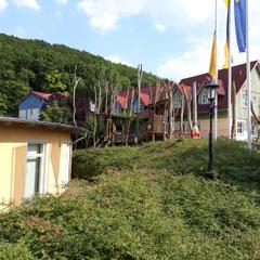 Hasseröder Ferienpark, Spielplatz, Wernigerode, Harz, Sachsen - Anhalt