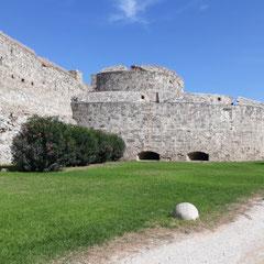 Stadtmauer, Rhodos Stadt