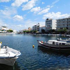 Voulismeni See, Agios Nicolaos, Kreta