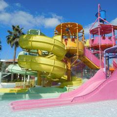 Aquapark, Grecotel Marine Palace, Kreta