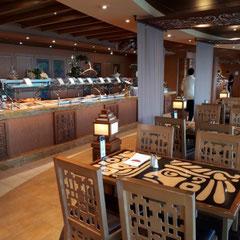 MSC Preziosa, Buffetrestaurant