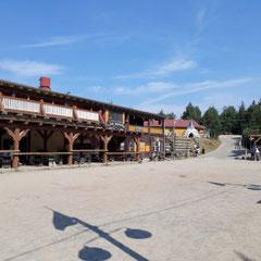 Pullmann City, Hasselfelde, Harz, Sachsen-Anhalt
