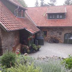 Restaurant Nagelschmiede, Ilsenburg, Harz, Sachsen-Anhalt