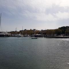 Mandraki Hafen, Rhodos Stadt