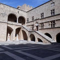 Großmeisterpalast, Rhodos Stadt