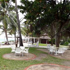 Garten, Hotel, The Maji Beach Boutique Hotel, Südküste, Diani Beach, Kenia, Afrika