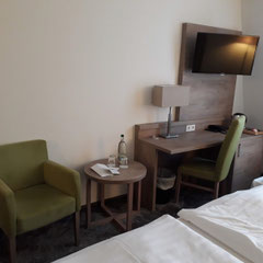 Zimmer im Berg & Spa Hotel Gabelbach, Ilmenau, Thüringer Wald