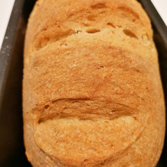 glutenfreies rustikales Brot