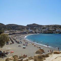 Strand, Matala, Kreta